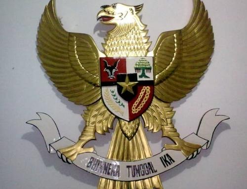 Patung Burung Garuda