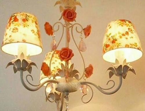 Tips Pandai Memilih Lampu Gantung Unik Hasil Kerajinan Homemade